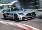 F1 představuje safety car pro letošní sezonu. Je nejvýkonnější v historii!