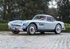 Kupte si krásné BMW 507, patřilo slavnému šampionovi motorek i F1