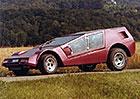 Jehle Saphier (1982-1991): Klínovitý ufosporťák měl jezdit přes 400 km/h. Na základech z Brouka...