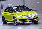 Za volantem Škody Vision X: Svezli jsme se s konceptem chystaného městského SUV!