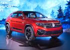 Prohlédněte si Volkswagen Atlas Cross Sport. Američané ho dostanou místo Touaregu