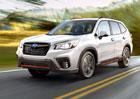 Subaru v New Yorku ukázalo nový Forester. Má inovovaný motor a hlídá bdělost řidiče