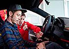 Valentino Rossi si vyzkoušel Ferrari 488 Pista. Neobešlo se to bez peprných výrazů...