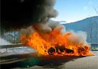 Tajemství shořelé Alpine A110 v Top Gearu konečně prozrazeno. Co způsobilo požár krásného sporťáku?