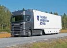 Scania opět získala Green Truck Award