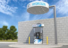 Bude u nás vodík dostupnější? Má vzniknout až osm čerpacích stanic