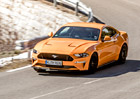 Jízdní dojmy s Fordem Mustang: Má prostě dokonalý zvuk!