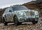 Vývoj SUV od Rolls-Roycu spěje do finále. Závěrečné testy můžete sledovat na National Geographic