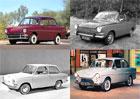DAF a jeho výlety do světa osobních automobilů ve velké galerii