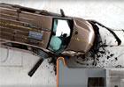 Americkému Fordu Kuga se v nárazových testech IIHS moc nedařilo...