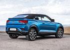 VW T-Roc kabriolet: Bez střechy mu to opravdu sluší!