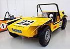 To nejlepší ze škodováckého muzea: Škoda Buggy se výroby nakonec nedočkala