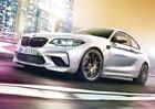 První fotky BMW M2 Competition. Je to střela s šestiválcem twin-turbo z M4!