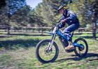 Španělská armáda a USAF testují elektrické motobiky Bultaco Brinco