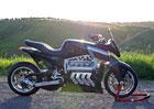 Aurora V8: Přes 420 koní z osmi hrnků na dvou kolech