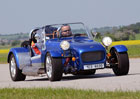 Kaipan 57a: Zatím nejlepší český Lotus 7!