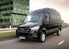 Prohlédněte si nový Mercedes-Benz Sprinter ve velké galerii