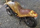 Bambus lze využít i při stavbě motocyklů. Banatti Green Falcon to dokazuje!