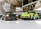 Porsche si hraje: 911 Turbo z Lega ve velikosti skutečného auta