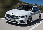 Poprvé za volantem nového Mercedesu A. Skvělý hatchback s nápaditou technikou