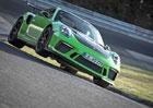 Nové Porsche 911 GT3 RS má čas z Nürbugringu. Je to další rekord