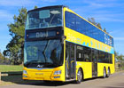 Patrové městské autobusy MAN poprvé u protinožců