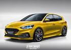 Sportovní Ford Focus ST nejspíš dorazí jen s manuálem. Kdy to bude?