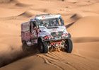 Morocco Desert Challenge: Aleš Loprais vyhrál