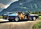 Lamborghini Faena: První čtyřdveřový vůz italské značky se narodil před 40 lety!