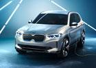 BMW odhaluje koncept iX3. Je to elektrický bavorák bez ledvinek!
