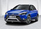Hyundai i20: Nová světla, nárazníky a dvouspojková převodovka