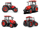 Zetor aktuálně nabízí šest modelový řad traktorů. Prohlédněte si je ve velké galerii!