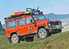 Land Rover slaví sedmdesátku. Z původního farmářského auta se stal Defender