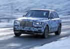 Rolls-Royce Cullinan už zná datum premiéry! Ukáže se příští týden