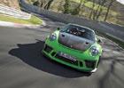 Porsche 911 GT3 RS pomohl k rekordnímu času nečekaný konkurent