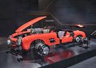 Je libo náhradní díly na legendární 300 SL Gullwing? Mercedes vám vyrobí nové!