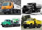 Připomeňte si zapomenutou značku KrAZ. Co tahle sovětská automobilka vyráběla?