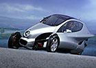 Mercedes-Benz F 300 Life Jet (1997): Auto, nebo motorka? Od každého trochu!
