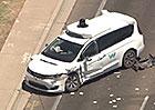 VArizoně opět havaroval autonomní vůz. Kdo je vinen tentokrát?