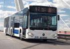 Mercedes-Benz: Rekordní objednávka na 950 autobusů Citaro