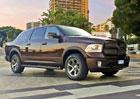 Aznom proměňuje běžný pick-up Ram 1500 v luxusní SUV sedan