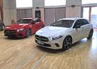 Ahoj, Mercedesi! Nové áčko dorazilo na český trh, vyspělá technika si s vámi popovídá