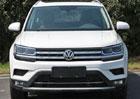 Škoda Karoq a Seat Ateca mají nového sourozence, Volkswagen Tharu!