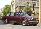 Bentley State Limousine: Znáte tajemství speciálu britské královny Alžběty II.?