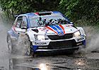 Rallye Český Krumlov: Kopecký vyhrál a slaví jubileum
