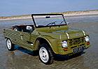 Citroën Méhari (1968-1987): Dromedárovi na čtyřech kolech je padesát