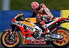 Motocyklová VC Francie 2018: Suverénní vítězství Marca Márqueze v MotoGP