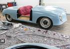 Porsche staví repliku svého úplně prvního exempláře modelu 356 No.1