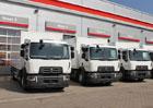 Renault Trucks D Wide 18 CNG míří na české silnice