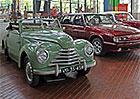 Kus Československa v USA: Navštívili jsme Lane Motor Museum v Nashvillu